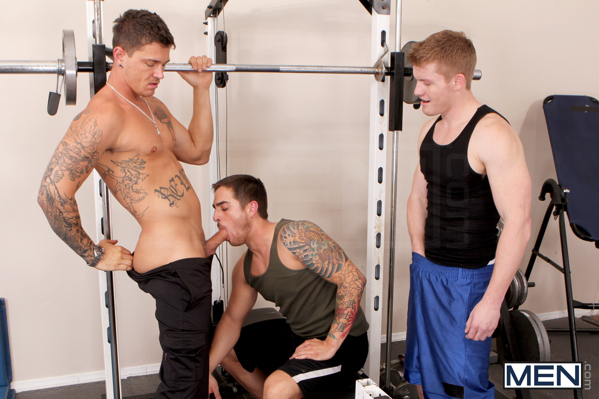 from Crew gay gym guys